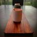 Wooden chopping board - long