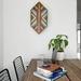 "*SOLD OUT* ""MASON"" -  Repurposed Wood Mosaic Art"