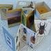 Little book inside matchbox