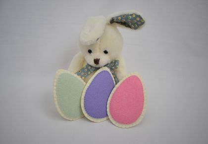 Felt Easter Biscuit Set