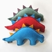 Felt Dinosaur Soft Toy