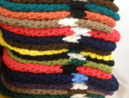 Crocheted Cloche - Style 1