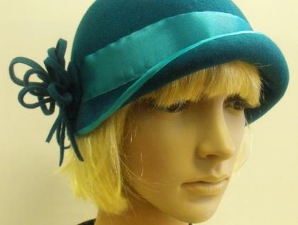 Clara Cloche Hat