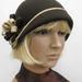 Garbo Cloche Hat