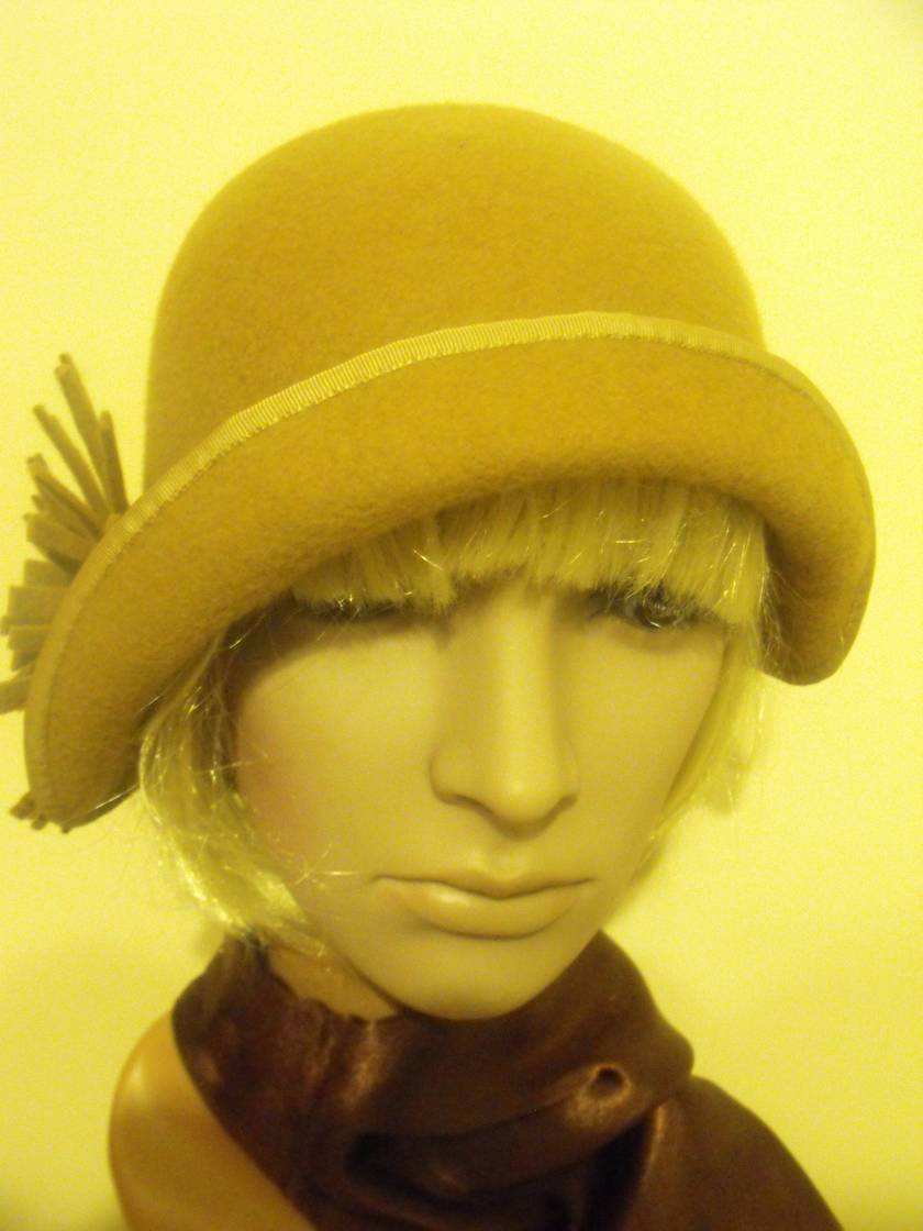Olivia Cloche Hat