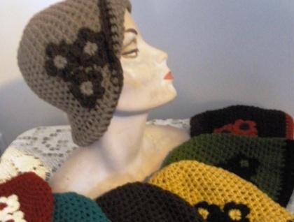 Crochet cloche - Style 2