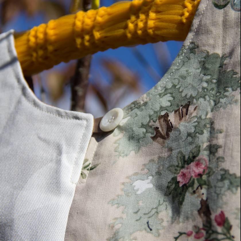 Oh Behave - Vintage Panel Dress