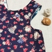 Vintage Mice - Pinafore Frock 6-18 months