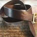 The Kiwi Stockman's Belt - Brown