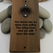 NZ Made Rimu River Wood Wall Mounted Bottle Opener  - Our house....