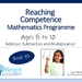 Book 15: Reaching Competence Maths Programme (ages 8-10)