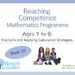 Book 10: Reaching Competence Maths Programme (ages 7-8)