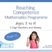 Book 11: Reaching Competence Maths Programme (ages 7-9)