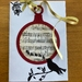 Christmas Cards - Birds & Baubles