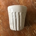 Carved beaker