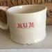 Mum Cup