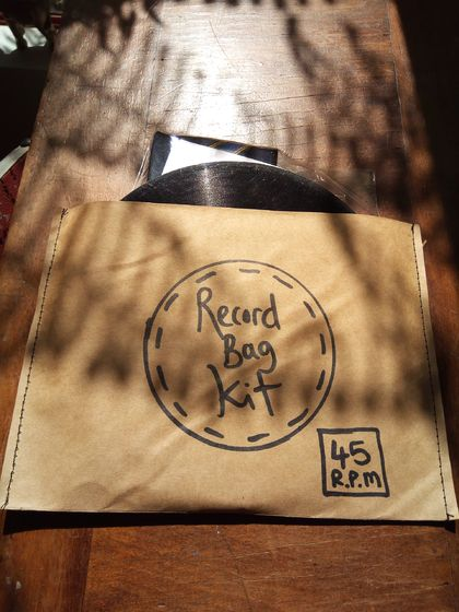 Record bag kit