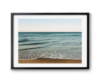 You, Me + the Sea | Papamoa - Fine Art Photography Print