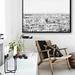A3 Cityscape | Paris B+W - Fine Art Photography Print