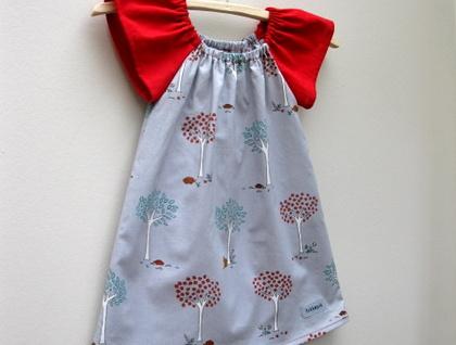 Easy peasy peasant dress !