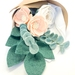 Small Felt Flower Bouquet