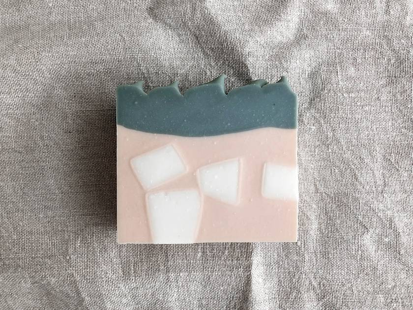 Cotton Candy Handmade Soap