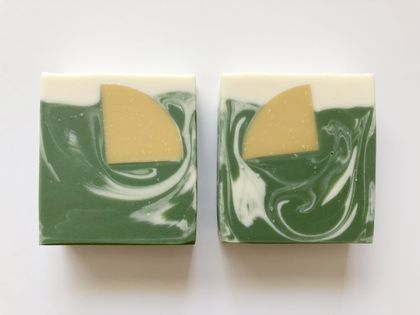 Lemon Wedge Artisan Bar Soap