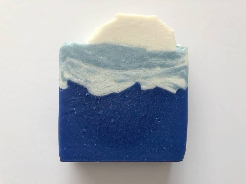 Arctic Ice Artisan Bar Soap