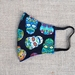Face Mask Sugar Skull Multi