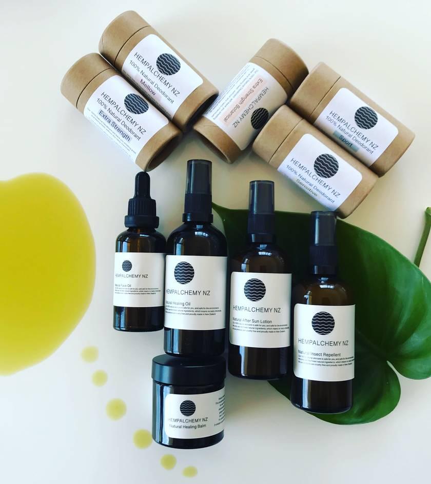 100% Natural Deodorant Sensitive skin (no bicarbonate soda)