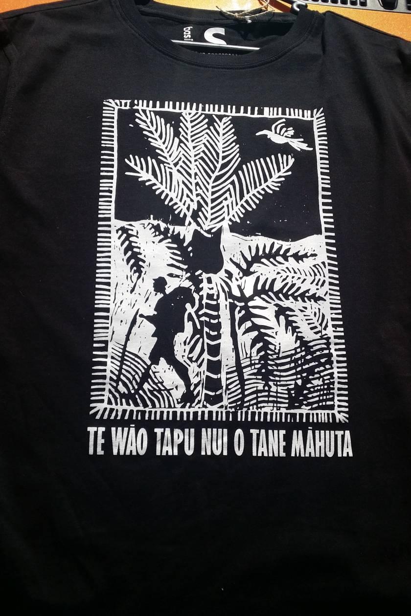 Coromandel Hiking T shirt