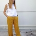 REDUCED - 40% OFF Wide leg linen pants