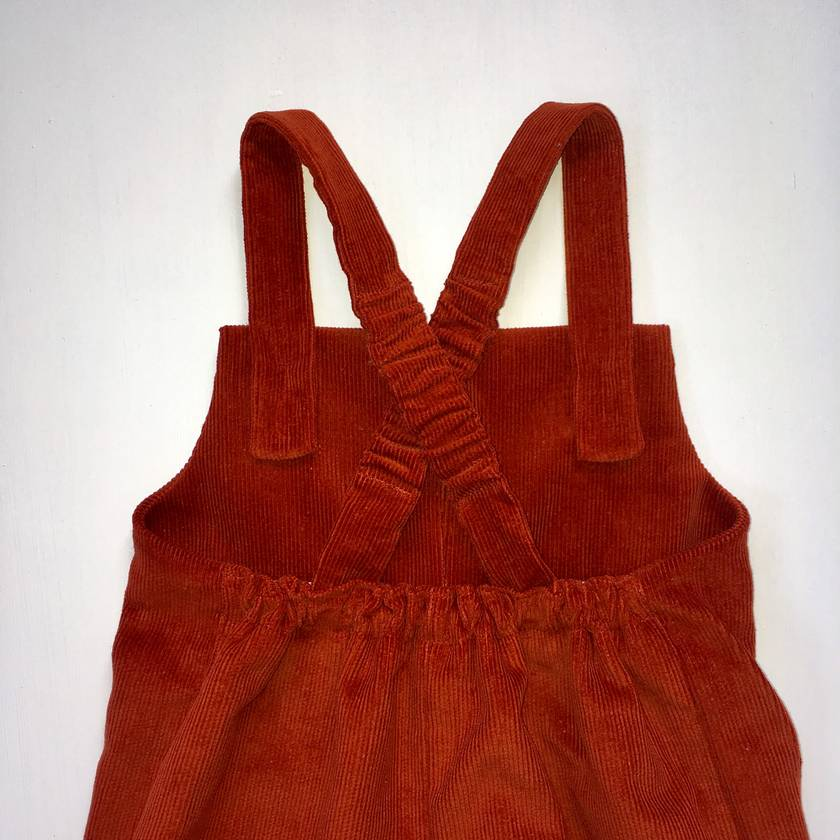 Dungarees 9-12m (036)