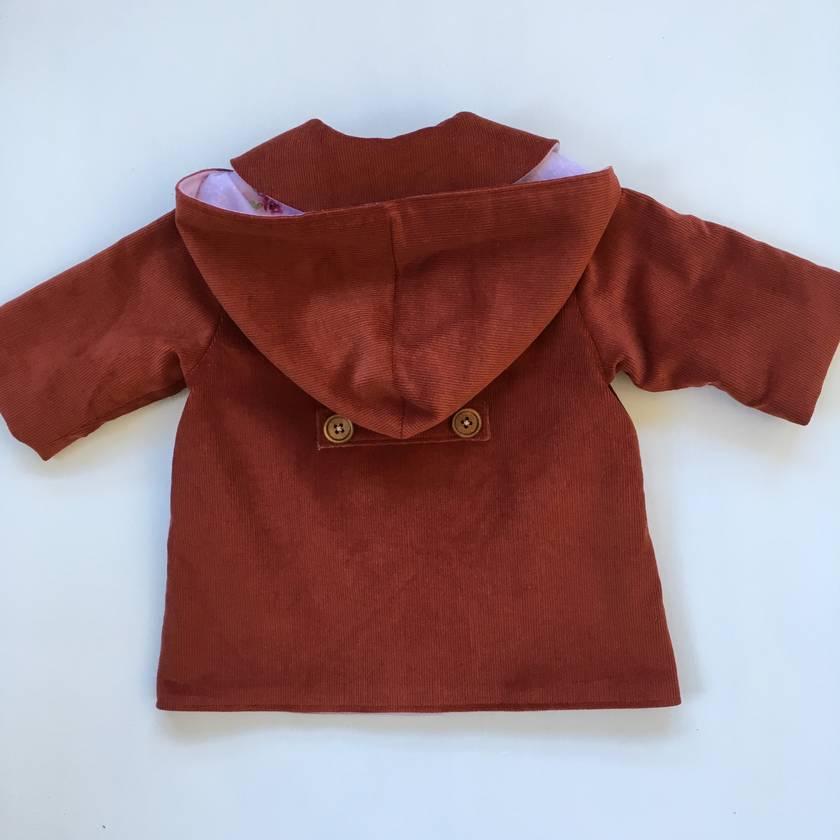 Corduroy Coat 6-9m (048)