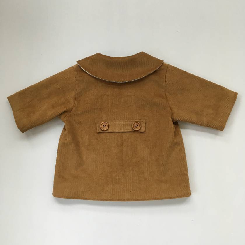 Corduroy Coat 3-6m (#52)
