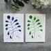 Leaf Fine Art Greeting Cards - Set of 2