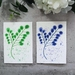 Circle Stem Fine Art Greeting Cards- Set of 2