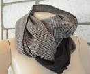 Beautiful woolen scarf.