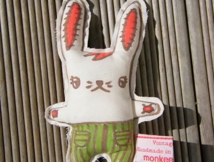 ***Ross the retro rabbit***