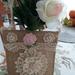 Shabby Chic Gift / Jewelry Bag