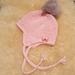Merino ear flap hat