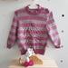 Cotton knit jumper  (6-12mnths)