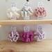 Crochet scrunchies (mini)