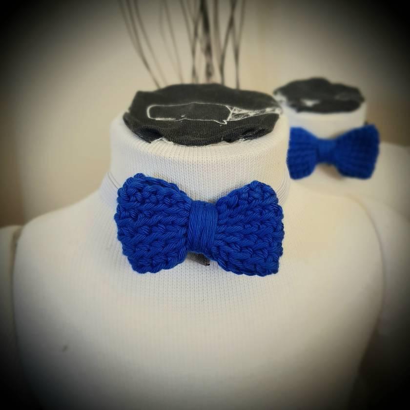 Crochet bow tie (small)