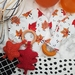 Autumn leaves gift set
