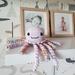 Crochet comfort octopus (made to order)