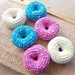 6pk crochet donuts (made to order)