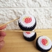 Single crochet sushi (made to order)
