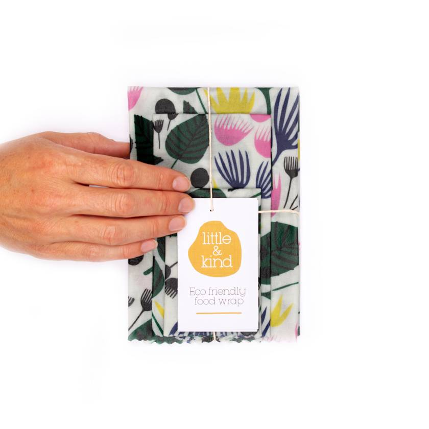 Eco Friendly Food Wrap - 3 Pack - Canopy