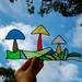 Mushroom Garden #1